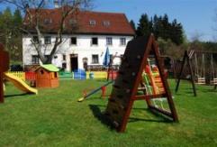 dětské hřiště penzion Sportturia